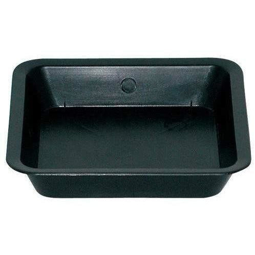 Gro Pro® Black Square Saucer For 5 Gallon Pot Containers | Saucers