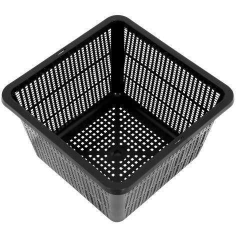 Gro Pro® Square Mesh Pot 9 X 5-1/4 Containers | Net Cups & Pots