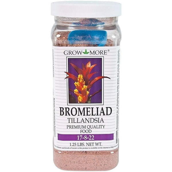 Grow More® Bromeliad Formula 1.25 Lb Nutrients | Granular & Powder