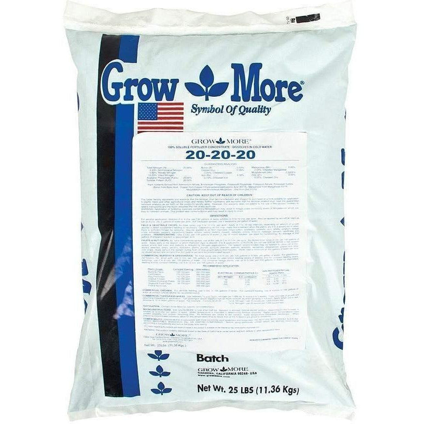 Grow More® General Purpose, 25 lb | Special Order Only