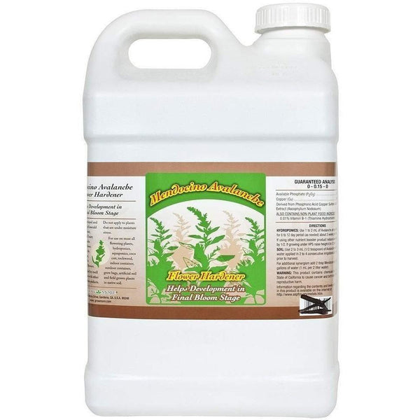 Grow More® Mendocino Avalanche 2.5 Gal Nutrients | Liquid