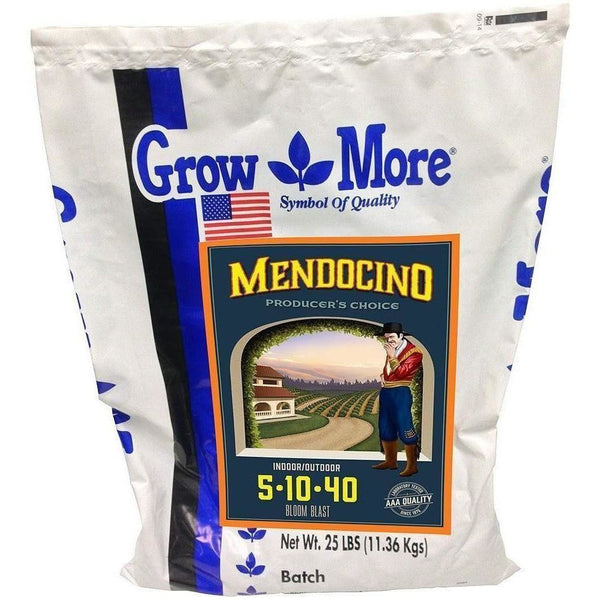 Grow More® Mendocino Bloom Blast 25 Lb Nutrients | Granular & Powder