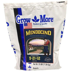 Grow More® Mendocino Bloom Pro, 25 lb