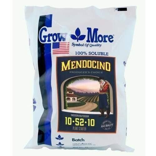 Grow More® Mendocino Plant Starter 25 Lb | Special Order Only Nutrients Granular & Powder