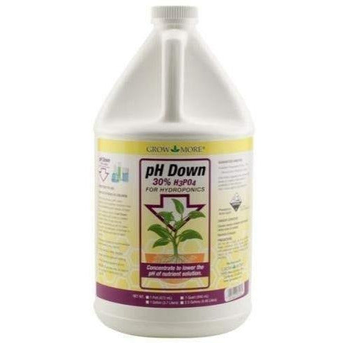 Grow More® pH Down 30%, gal | Special Order Only