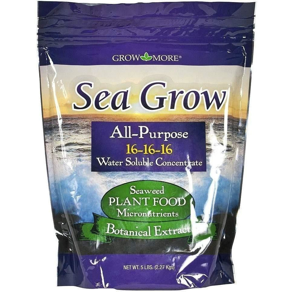 Grow More® Sea Grow All Purpose, 5 lb
