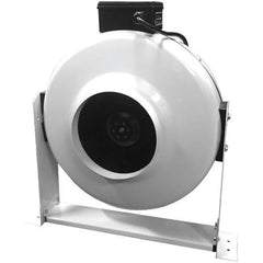 Grow1 High-Output 435 cfm In-Line Duct Fan, 6""