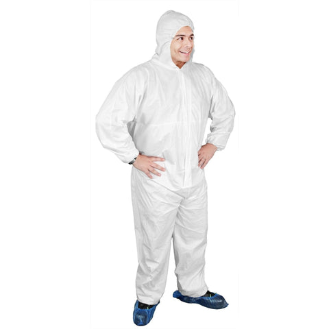 Grower's Edge® Clean Room Body Suit, Size XXL