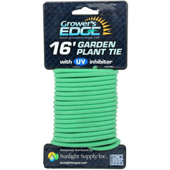 Grower's Edge® Soft Garden Plant Tie, 5mm, 16'
