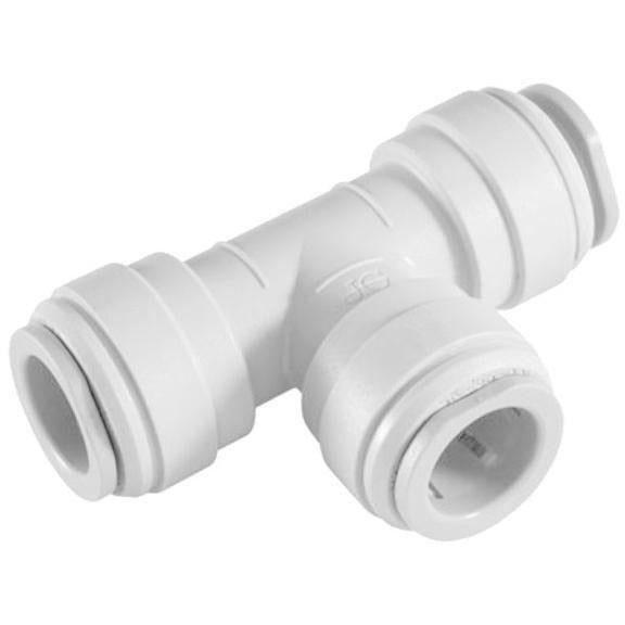 Growonix® Quick Connect Tee 3/8 Water Purification | Parts & Fittings