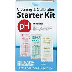 HANNA® Solution Starter Kit | pH & Cleaning