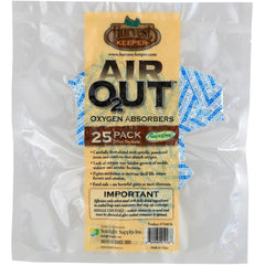 Harvest Keeper® Air OUT™ Oxygen Absorbers, 50 cc | Pack of 25