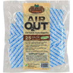 Harvest Keeper® Air OUT™ Oxygen Absorbers, 500 cc | Pack of 25