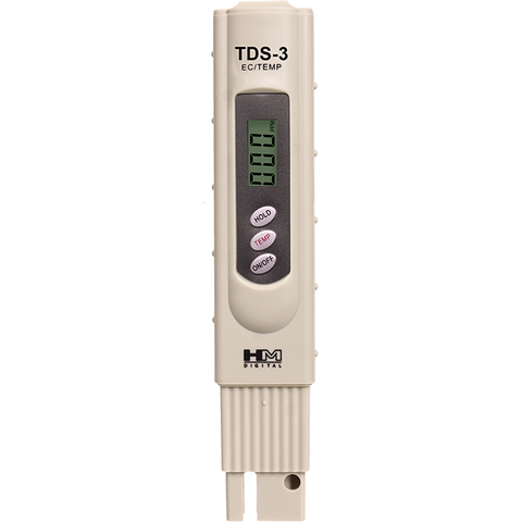 HM Digital Handheld TDS Meter with Carrying Case