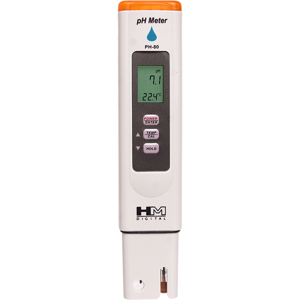 HM Digital® pH 80 Meter
