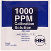 HM Digital TDS/EC Calibration Solution, 1000 ppm, 20 mL | Pack of 20