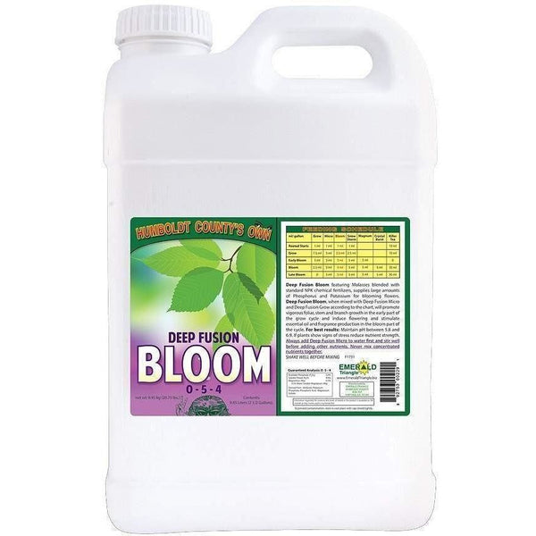 Humboldt County's Own Deep Fusion Bloom, 2.5 gal | Special Order Only