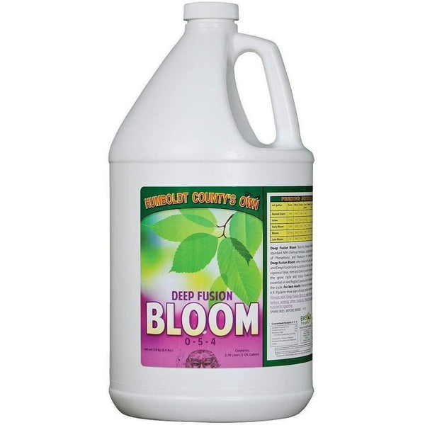 Humboldt Countys Own Deep Fusion Bloom Gal | Special Order Only Nutrients Liquid