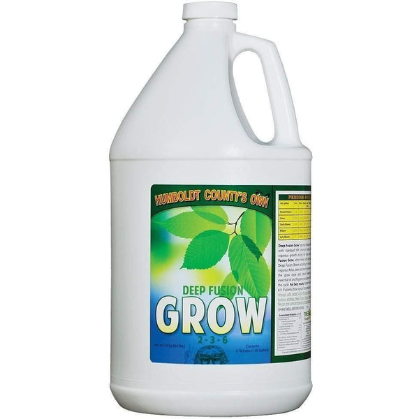Humboldt Countys Own Deep Fusion Grow Gal | Special Order Only Nutrients Liquid