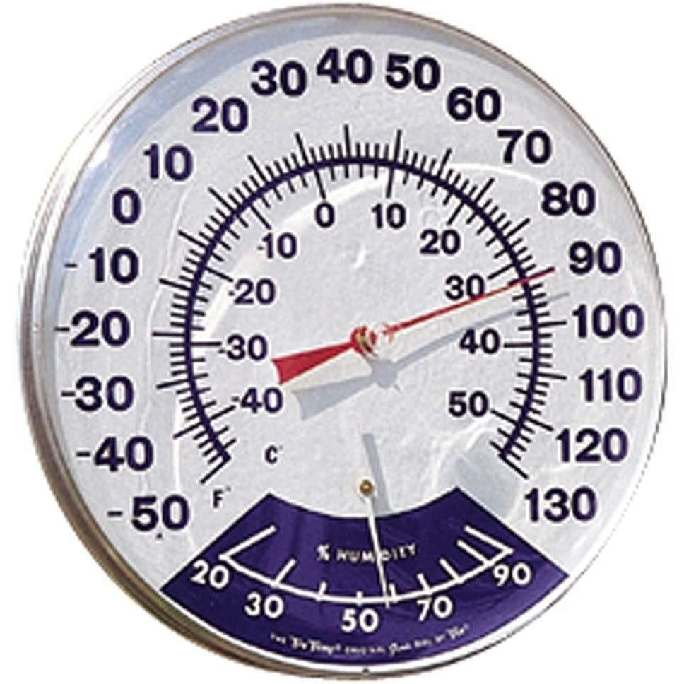 Humidity Thermometer, 12""