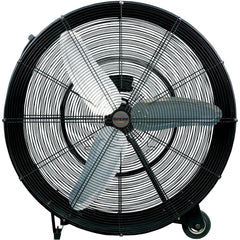 Hurricane® Pro High Velocity Metal Drum Fan, 36""