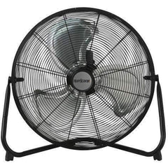 Hurricane® Pro High Velocity Metal Floor Fan, 20""