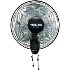 Hurricane® SHO Oscillating Wall Mount Fan, 16""