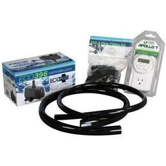 Hydro Flow® 3' x 3' & 4' x 4' Flood and Drain Kit