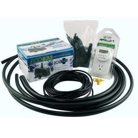 Hydro Flow® 4 X 8 Drip Kit Hydroponics | Kits