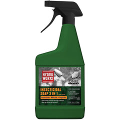HydroWorxx™ Insecticidal Soap 3 in 1 RTU, 24 oz