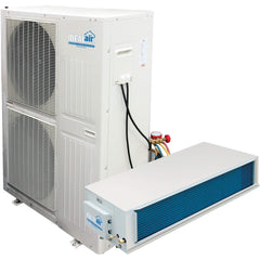 Ideal-Air™ 4 Ton Mega Split, 208/230 V 1ph, 48,000 BTU Heat Pump | Special Order Only