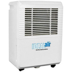 Ideal-Air™ Dehumidifier, 50 Pint - Up to 80 Pints per Day