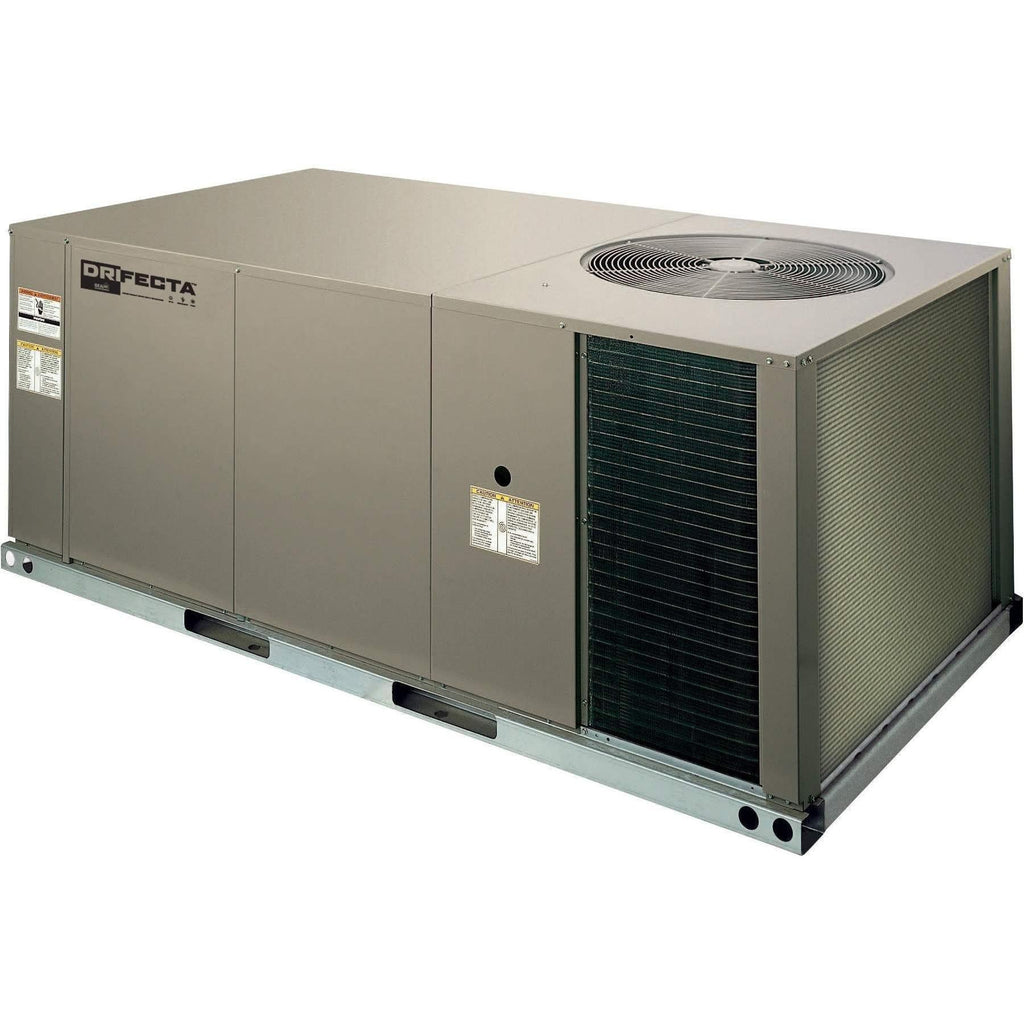 Ideal-Air™ DriFecta™ 4 Ton Commercial R-410A Gas/Electric Air Conditioner, 125 MBH, 208/230V 3Ph 60Hz | Special Order Only