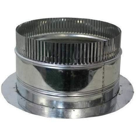 Ideal-Air Duct Collar Air Tight 12 Vent & | Connectors
