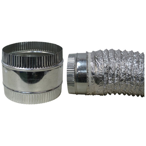 Ideal-Air™ Duct Coupler, 6""