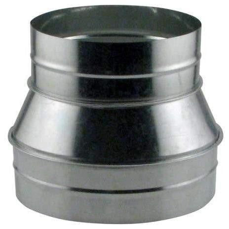 Ideal-Air Duct Reducer 10 X 8 Vent & | Reducers