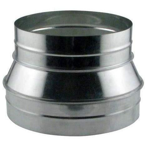 Ideal-Air Duct Reducer 12 X 10 Vent & | Reducers