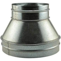 "Ideal-Air™ Duct Reducer, 12"" x 8"""