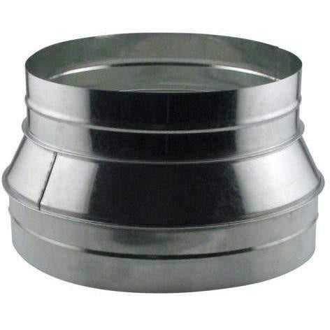 Ideal-Air Duct Reducer 14 X 12 Vent & | Reducers
