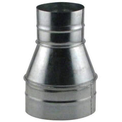 "Ideal-Air™ Duct Reducer, 6"" x 4"""