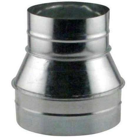 Ideal-Air Duct Reducer 8 X 6 Vent & | Reducers