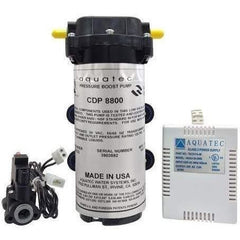 Ideal H2O® Reverse Osmosis 100 / 200 Booster Pump