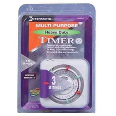Intermatic® Heavy Duty Timer, 120V
