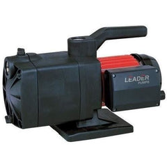 "Leader Ecoplus 230, 1/2 HP, 1"", 115 Volt"