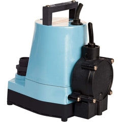 Little Giant® 5-ASP Submersible Pump Blue, 1200 GPH