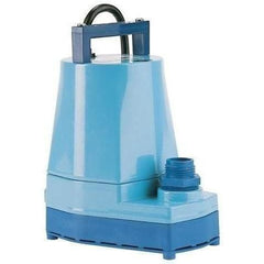 Little Giant® 5-MSP Submersible Pump Blue, 1200 GPH