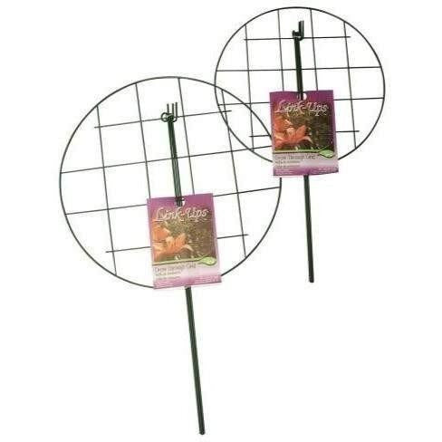 Luster Leaf® Link-Ups® Grow Through Grid Plant Support Large | Cages