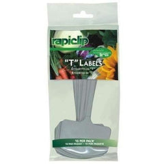 Luster Leaf® Rapiclip T Label Plant Markers, 8"