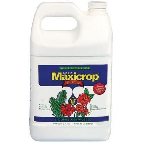 Maxicrop® Liquid Seaweed Plus Iron, gal