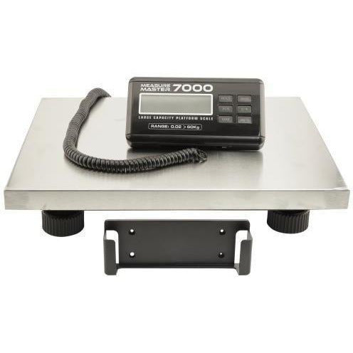 Measure Master® 7000 Large Capacity Platform Scale 132 Lb / 60Kg | Weight